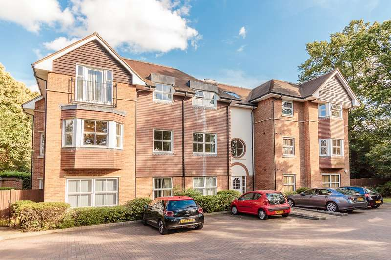 2 Bedrooms Apartment Flat for sale in West Byfleet