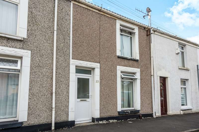 2 Bedrooms Terraced House for sale in Recorder Street, Swansea