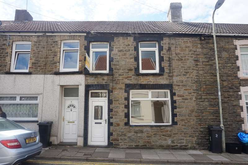 3 Bedrooms Terraced House for sale in Mary Street, Treharris, CF46