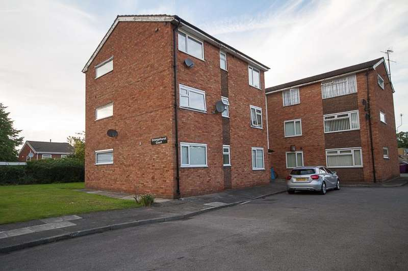 2 Bedrooms Flat for sale in Granghurst Court, Gateacre, L25 5JZ