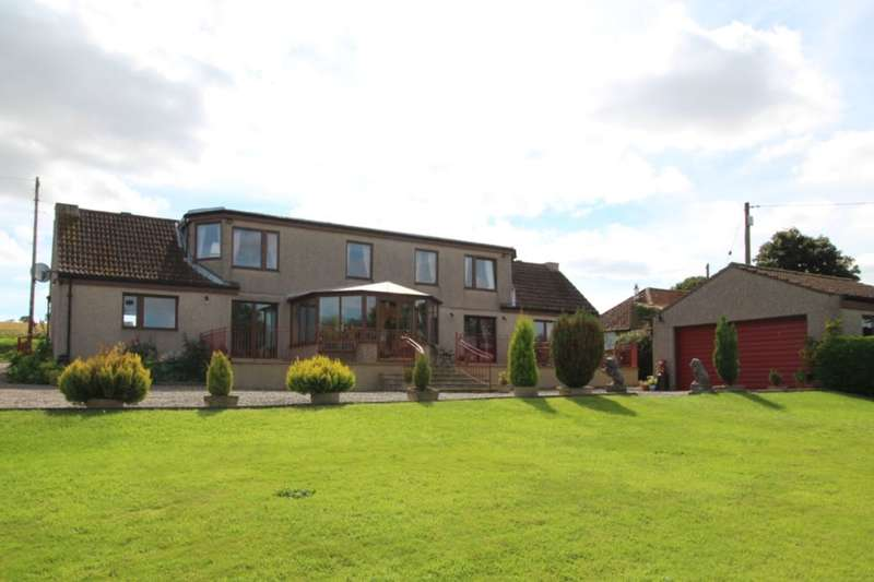 3 Bedrooms Detached House for sale in Kedlock Feus, By Cupar, KY15