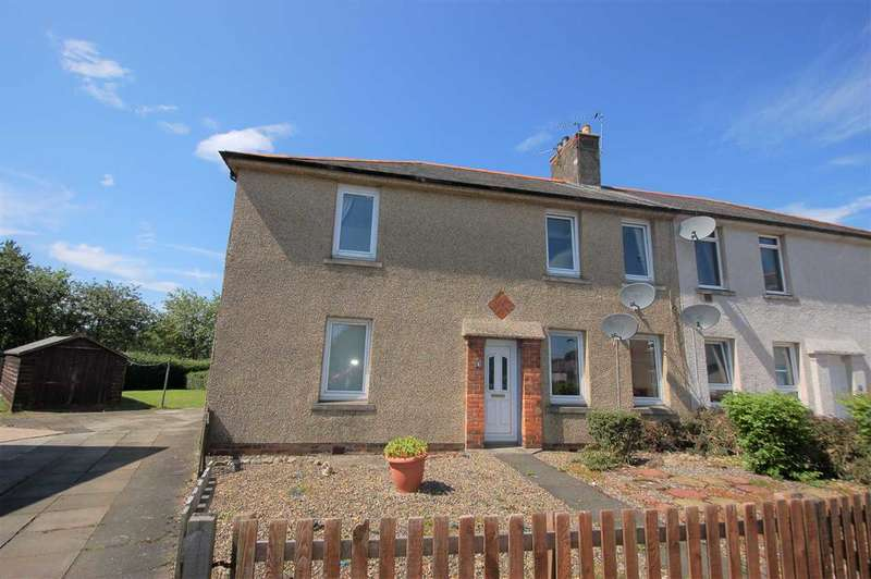 2 Bedrooms Apartment Flat for sale in Mary Place, Dunfermline