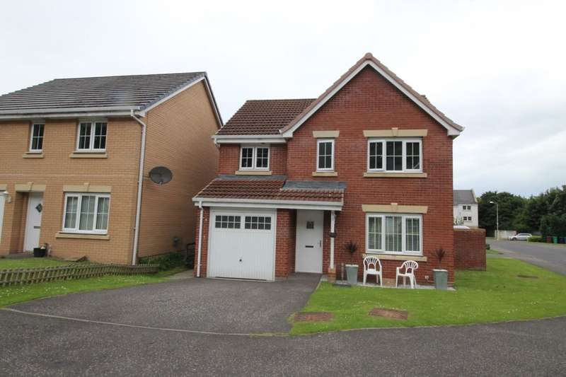 4 Bedrooms Detached House for sale in Woodlea Grove, Glenrothes, KY7