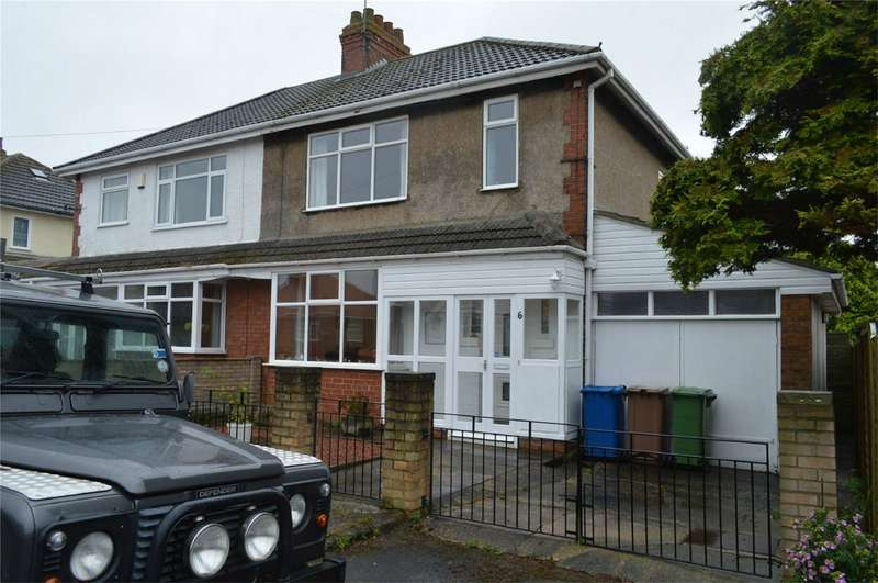 3 Bedrooms Semi Detached House for sale in 6 Edenfield Avenue, HORNSEA, East Riding of Yorkshire