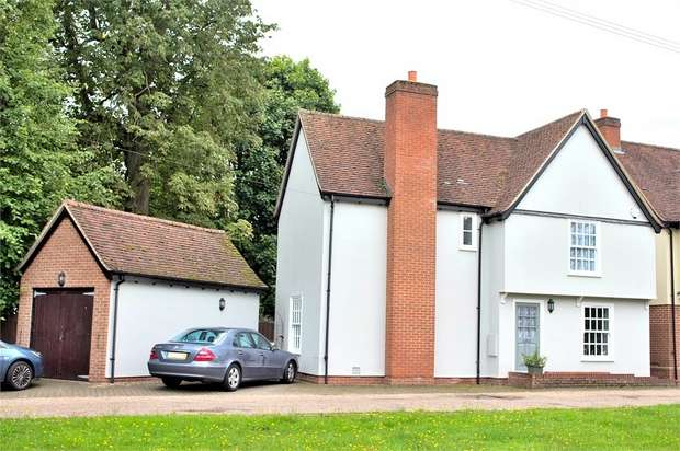 4 Bedrooms Detached House for sale in Near Stebbing, Braintree, Essex