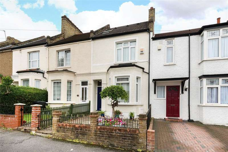 3 Bedrooms Terraced House for sale in Livingstone Road, Thornton Heath