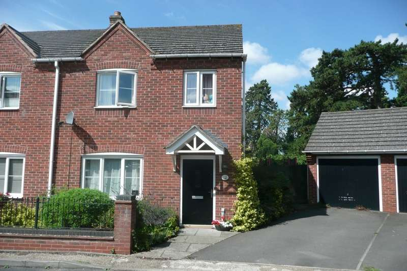 3 Bedrooms Semi Detached House for sale in Pooler Close, Wellington, Telford, TF1