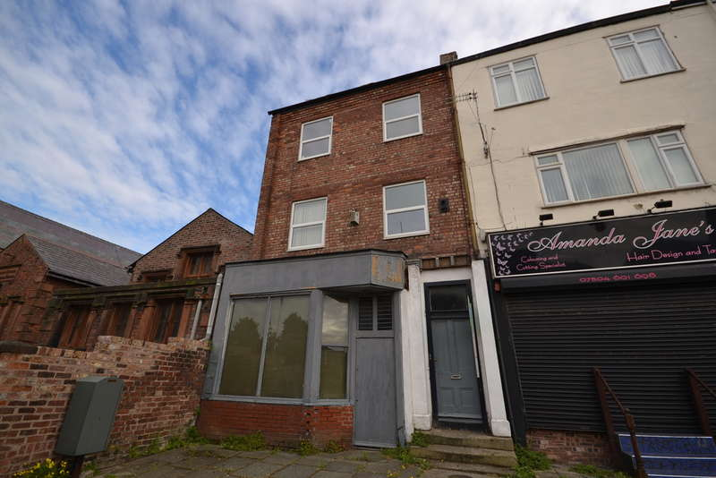 4 Bedrooms End Of Terrace House for sale in Great Georges Road, Waterloo, Liverpool, L22