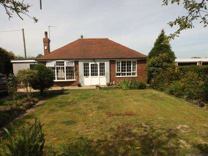 2 Bedrooms Bungalow for sale in Congleton Road North, Scholar Green, Stoke-On-Trent, Cheshire