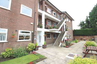 2 Bedrooms Flat for sale in Dixon Court, Cheadle, Cheshire