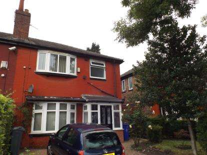 3 Bedrooms Semi Detached House for sale in Birchfields Road, Manchester, Greater Manchester, Uk