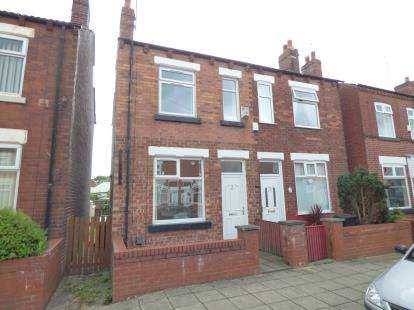 3 Bedrooms Semi Detached House for sale in Charlotte Street, Portwood, Stockport, Cheshire