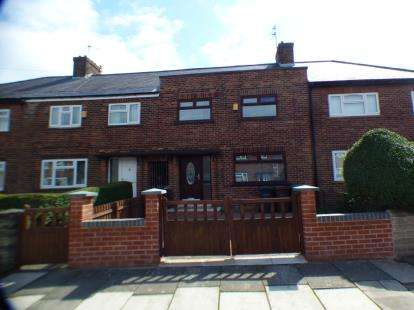 3 Bedrooms Terraced House for sale in Cumpsty Road, Litherland, Liverpool, Merseyside, L21
