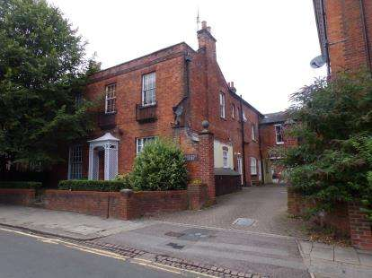 2 Bedrooms Flat for sale in Crescent Court, 14 The Crescent, Bedford, Bedfordshire