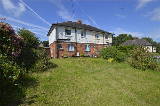 3 Bedrooms Semi Detached House for sale in Orchard Lane, Brimscombe, Stroud, Glos, GL5 2RA