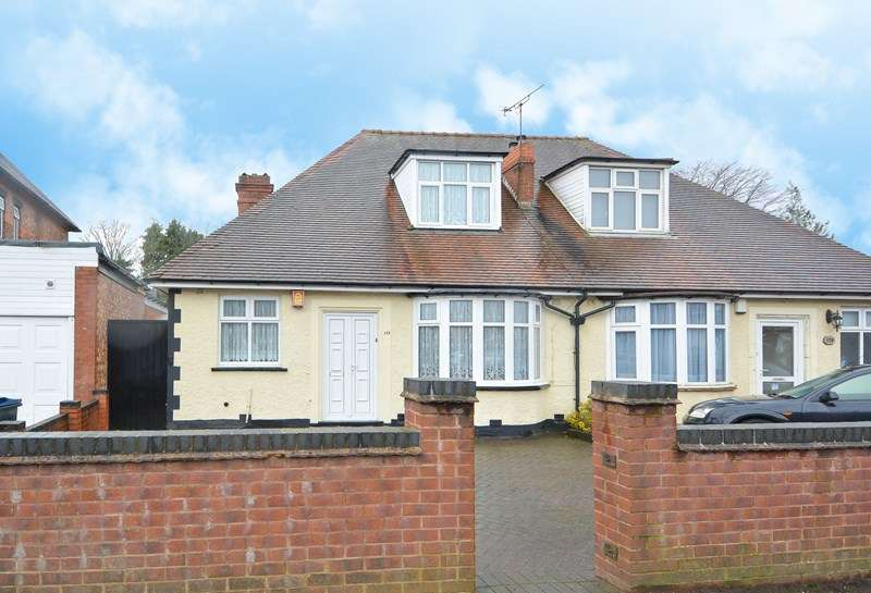 2 Bedrooms Semi Detached Bungalow for sale in Portland Road, Edgbaston