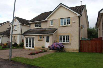 4 Bedrooms Detached House for sale in Braid Avenue, Cardross