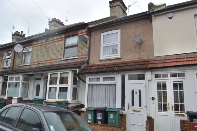 3 Bedrooms Terraced House for sale in Cecil Street, Watford