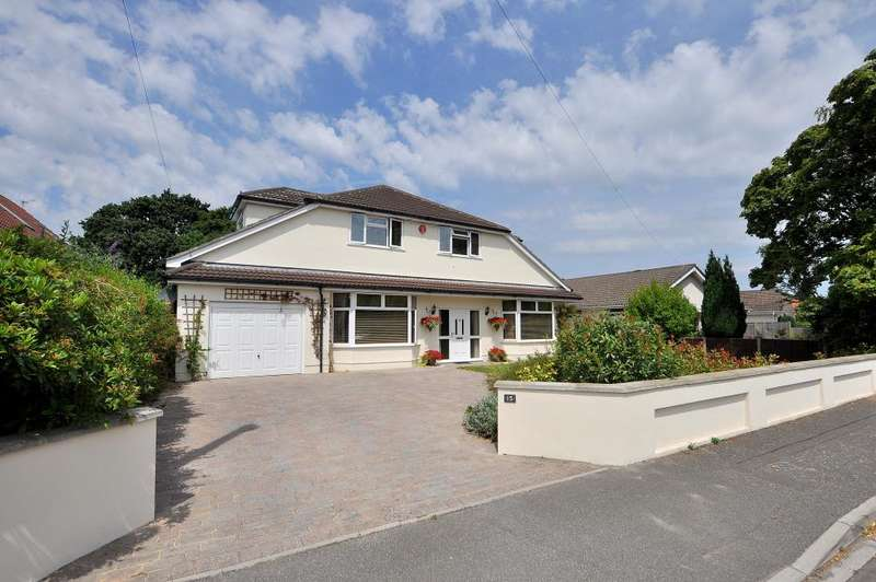 5 Bedrooms Detached House for sale in Redhill, Bournemouth