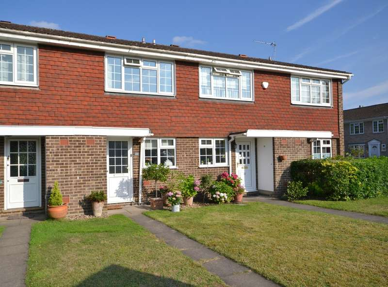 2 Bedrooms Terraced House for sale in Walton on Thames