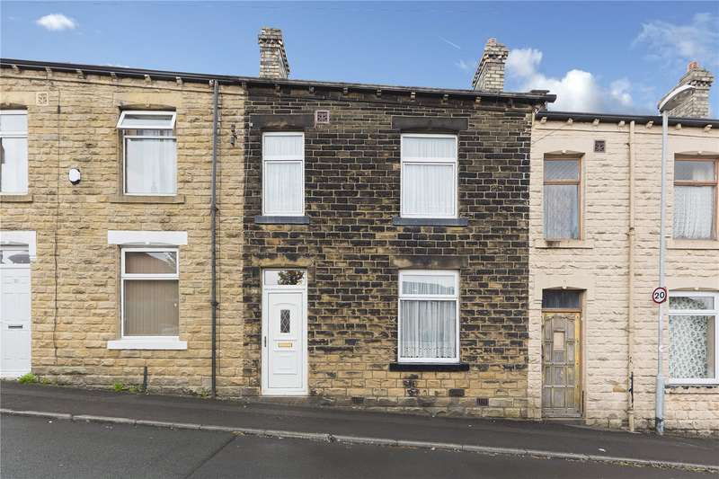 3 Bedrooms Terraced House for sale in Cromack View, Pudsey, West Yorkshire, LS28