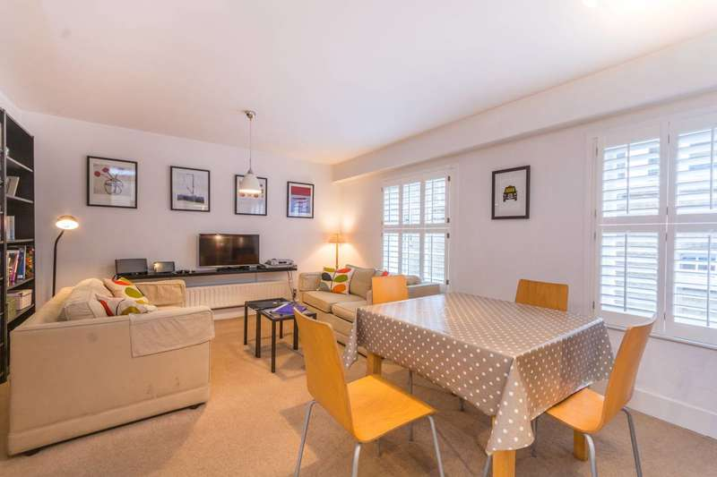 2 Bedrooms Flat for sale in Shorts Gardens, Covent Garden, WC2H