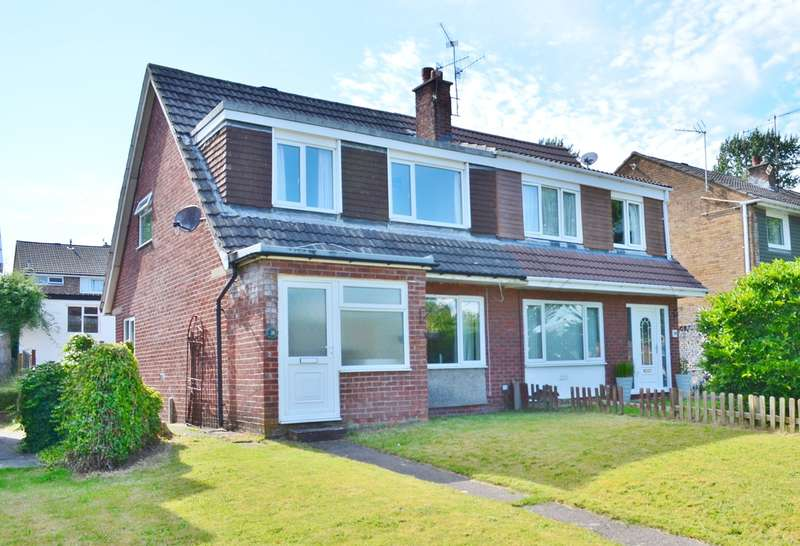3 Bedrooms Semi Detached House for sale in Conway Court, Caerphilly, CF83