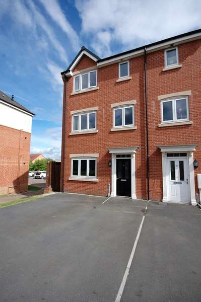 4 Bedrooms End Of Terrace House for sale in Mulberry Wynd, Stockton-on-Tees, County Durham, TS18