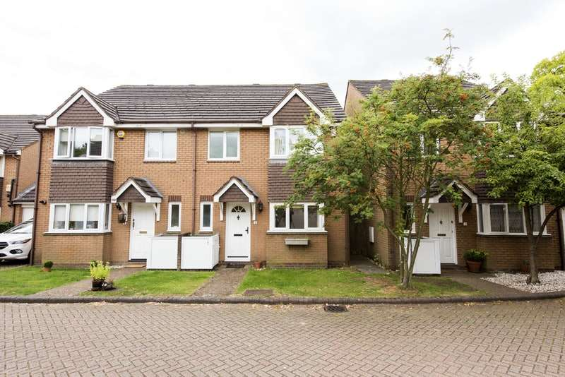 3 Bedrooms Semi Detached House for sale in Cottenham Park Road, Raynes Park, London, SW20