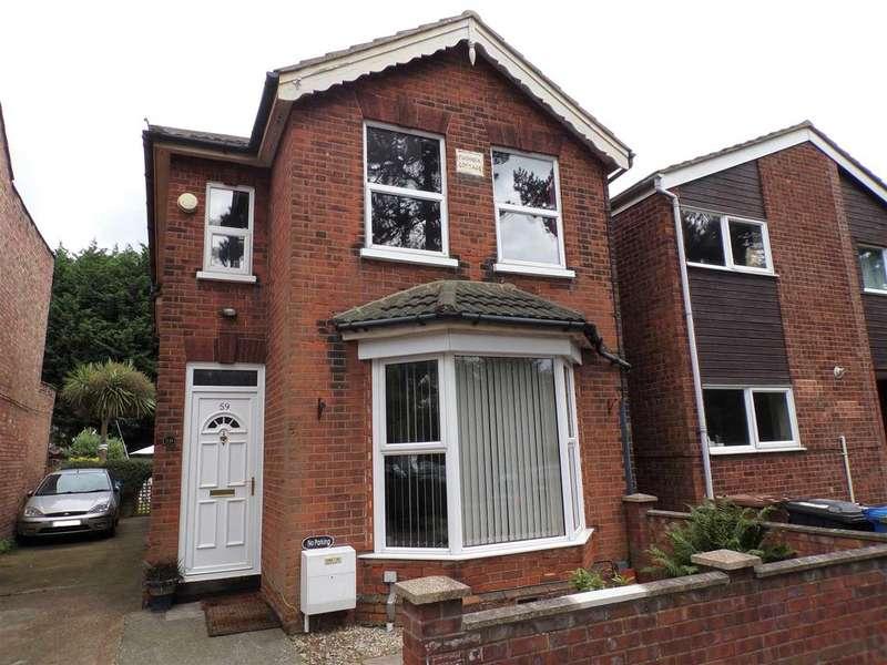 2 Bedrooms Detached House for sale in Stanley Avenue, Ipswich