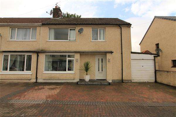 4 Bedrooms Semi Detached House for sale in Wingate Road, Kirkby