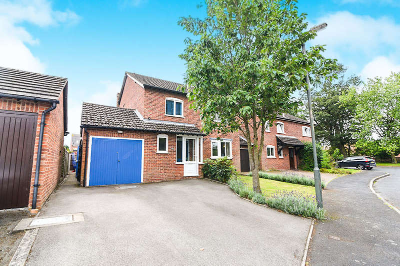4 Bedrooms Detached House for sale in The Oaklands, Droitwich, WR9