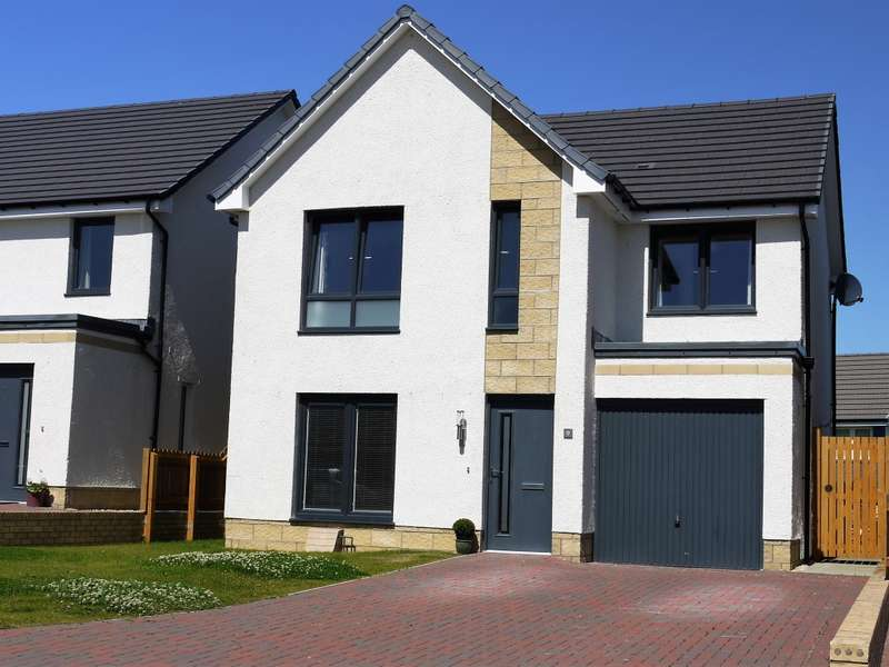 4 Bedrooms Detached House for sale in 9 Bowmore View, Inverness, IV3 8RT