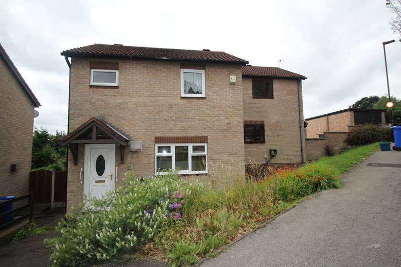2 Bedrooms Semi Detached House for sale in Hindewood Close, Sheffield, S4
