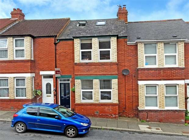 4 Bedrooms Terraced House for sale in Normandy Road, Heavitree, EXETER, Devon