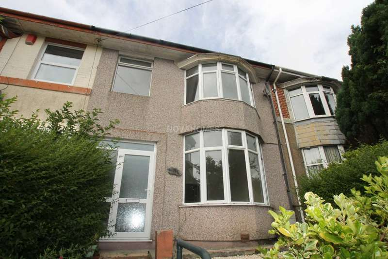 3 Bedrooms Terraced House for sale in Old Laira Road, Laira, PL3 6DH
