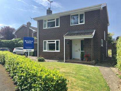 4 Bedrooms Detached House for sale in Covert Rise, Tattenhall, Chester, Cheshire, CH3