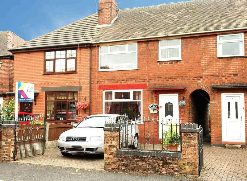 3 Bedrooms Semi Detached House for sale in 6 Berkely Avenue, Chadderton