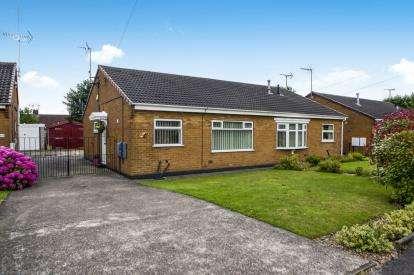 2 Bedrooms Bungalow for sale in Fern Street, Sutton-In-Ashfield, Nottinghamshire, .