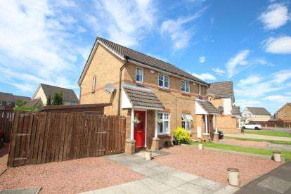 2 Bedrooms Semi Detached House for sale in Brookfield Drive, Robroyston