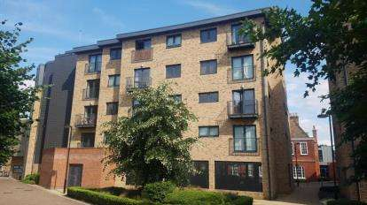 2 Bedrooms Flat for sale in Dilleys Court, Princes Street, Huntingdon, Cambs