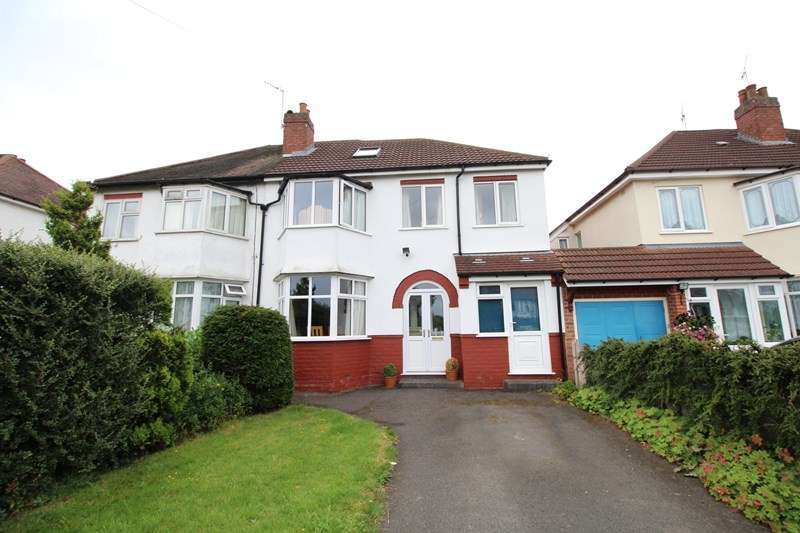 4 Bedrooms Semi Detached House for sale in Scribers Lane, Hall Green, Birmingham