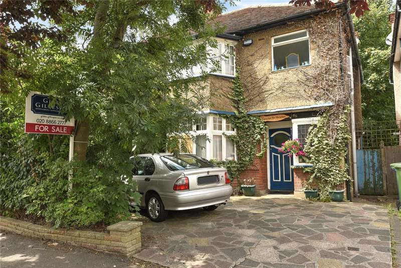 3 Bedrooms Semi Detached House for sale in Headstone Lane, Harrow, Middlesex, HA2