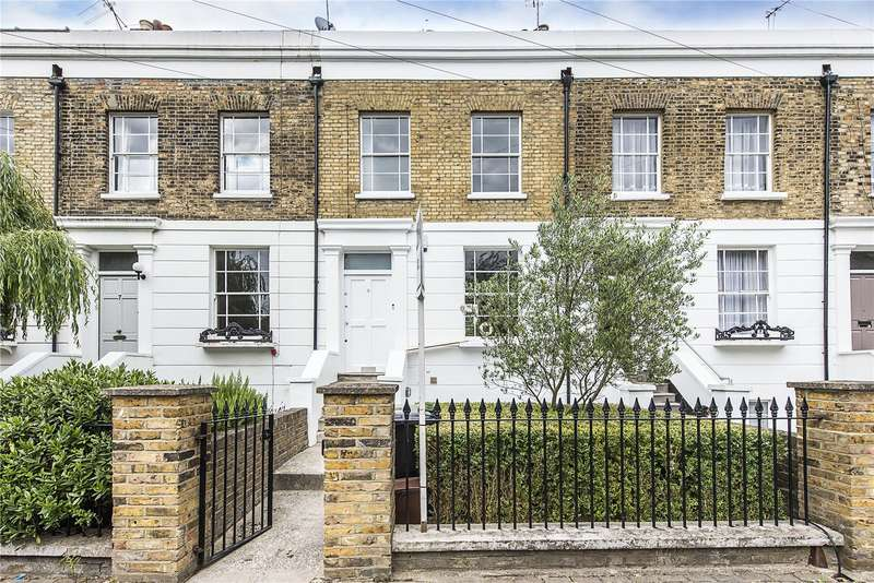 2 Bedrooms Terraced House for sale in St. Jude Street, London, N16