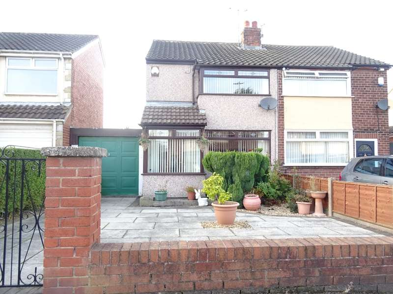 3 Bedrooms Semi Detached House for sale in St Winifred Road Rainhill L35