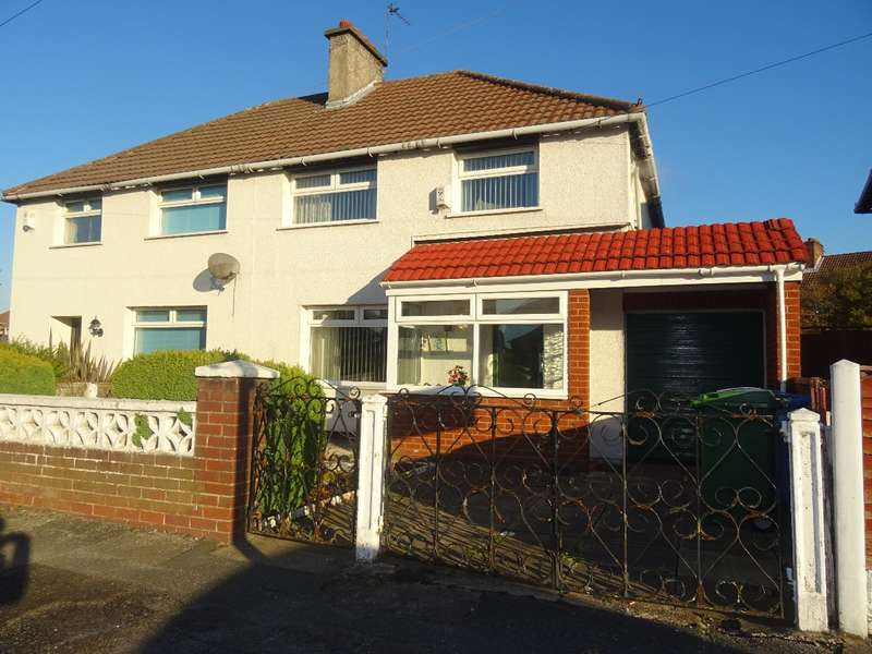 3 Bedrooms Semi Detached House for sale in Scarisbrick Drive, West Derby L11