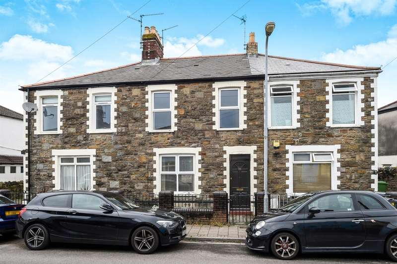 2 Bedrooms Terraced House for sale in Wyndham Street, Cardiff