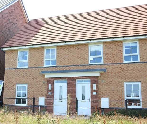 3 Bedrooms Semi Detached House for sale in Runton Walk, Hull, East Riding of Yorkshire
