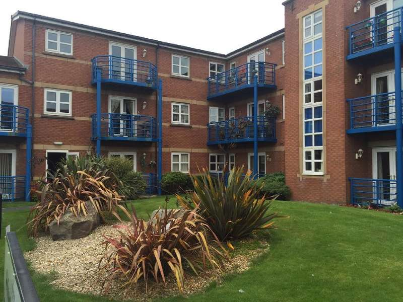 1 Bedroom Property for sale in 314, Thornton-Cleveleys, FY5 3PH