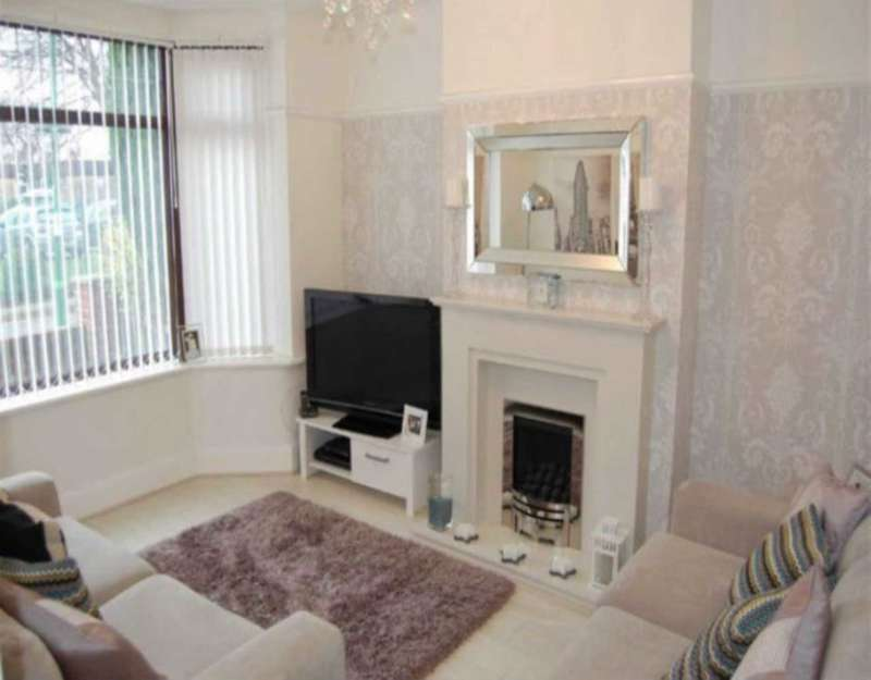 3 Bedrooms House for sale in Crosby, Liverpool